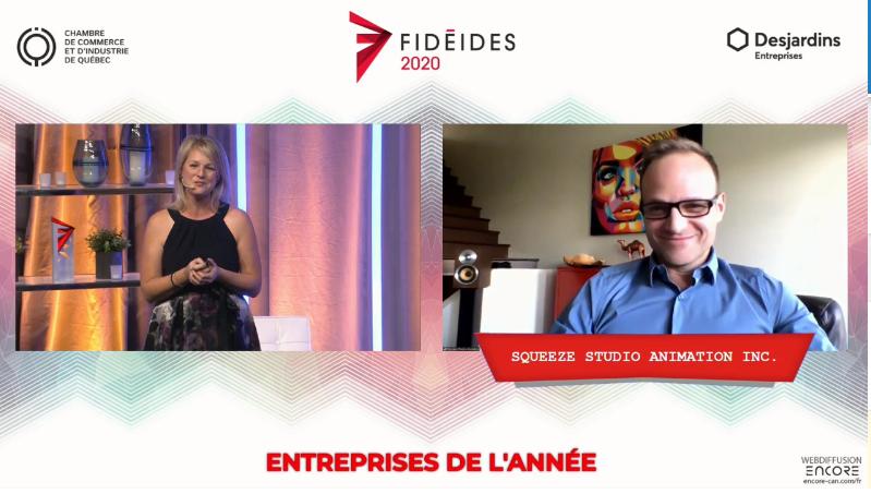 20201001 CCIQ gala Fidéides - Karina Lehoux