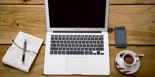 Image lap top-agenda