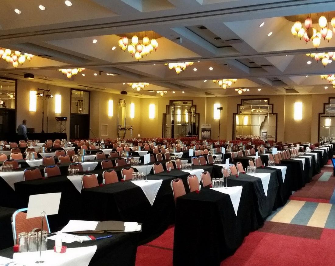 Congrès international - Prestation bilingue Fr-Eng