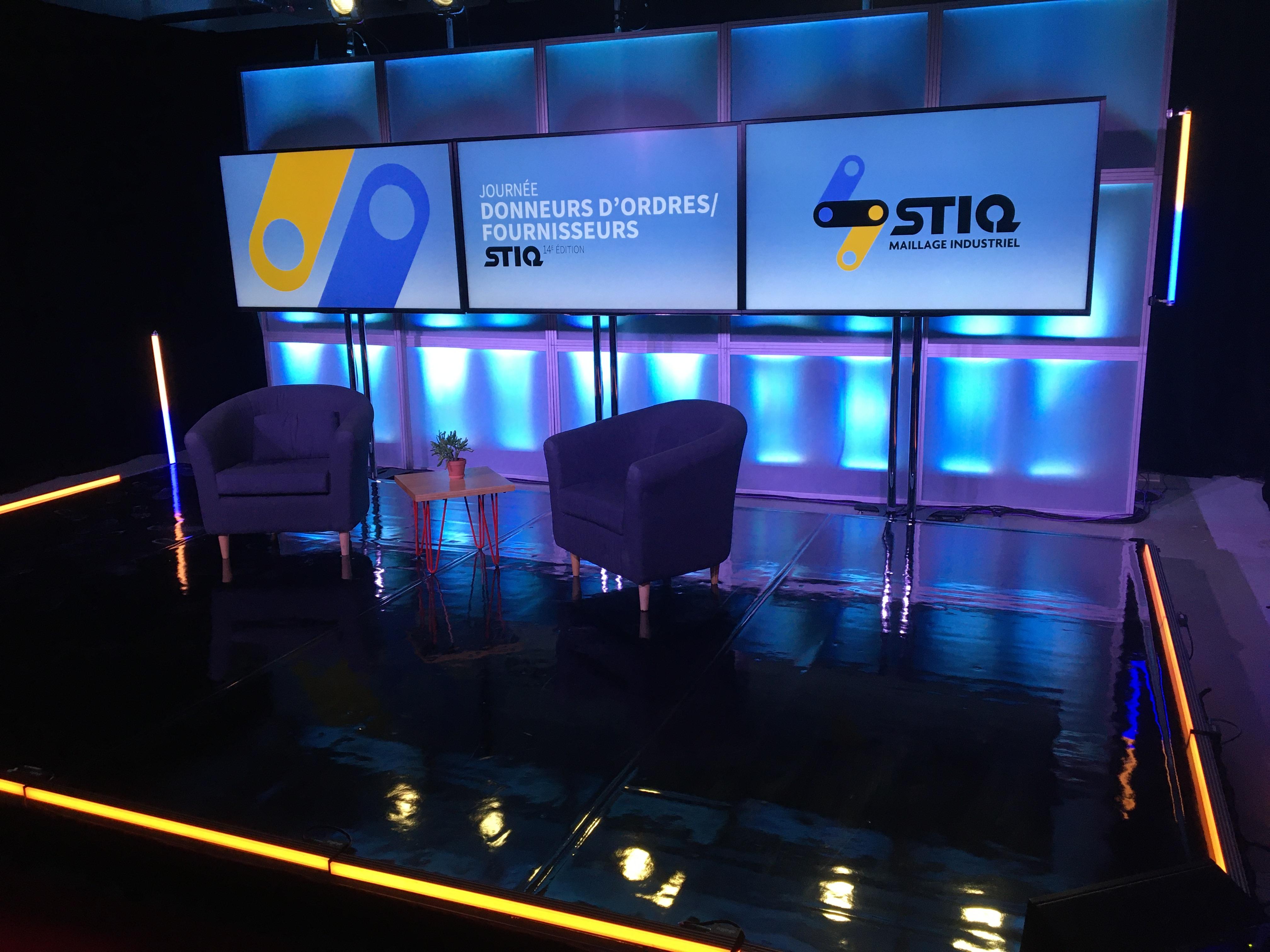 20201020 Eklosion STIQ avec MC Frédéric Charpentier