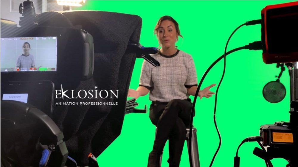 Colloque virtuel - Animation capsules préenregistrées